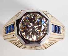 Art Deco Period El Antique Jewelry